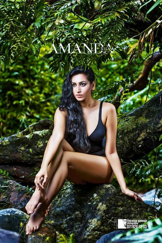 Amanda Silava Hot Image
