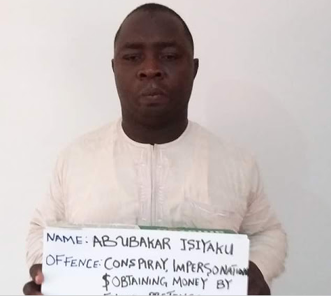 Photo: Fraudster poses as woman on Facebook to dupe man of N1.5M