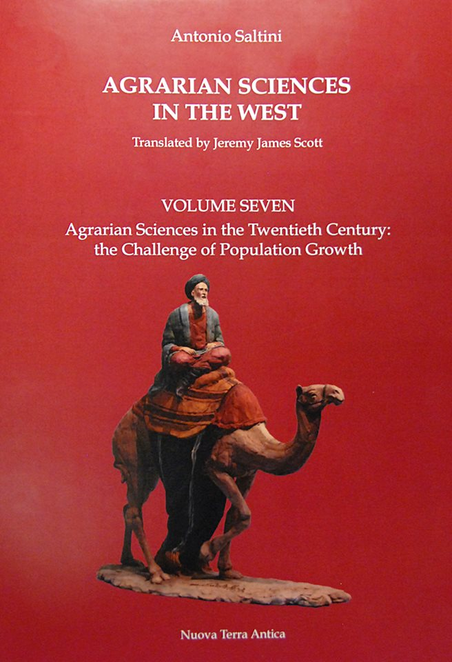 Agrarian  Sciences  In The West