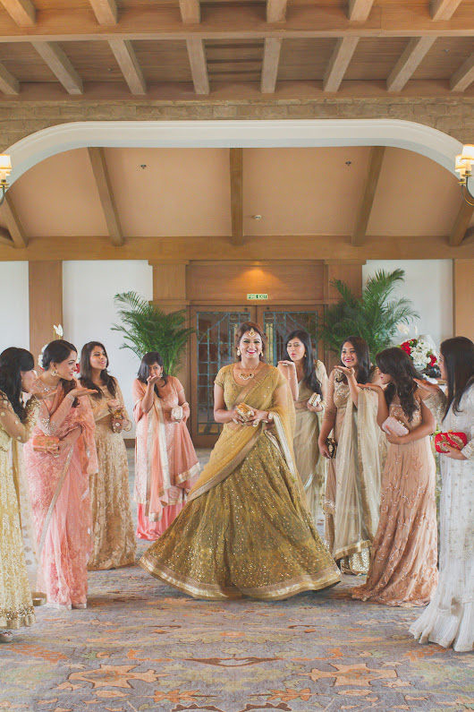 Guilty Bytes: Indian Fashion Blogger | Style Blogger | Beauty Blogger: I Ditched A Usual Pre-Wedding Shoot For A Tryst With My Bridesmaids!