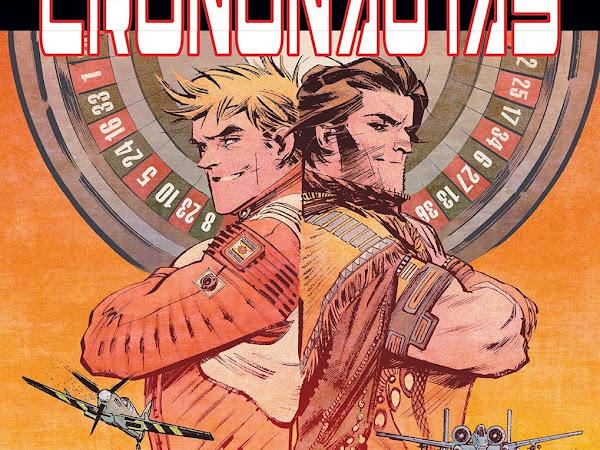 Lançamentos: Panini Comics - Image Comics e Titan Comics