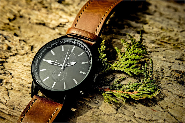 Dzień Ojca- zegarek