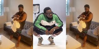 Timaya express gratitude at 38th Birthday