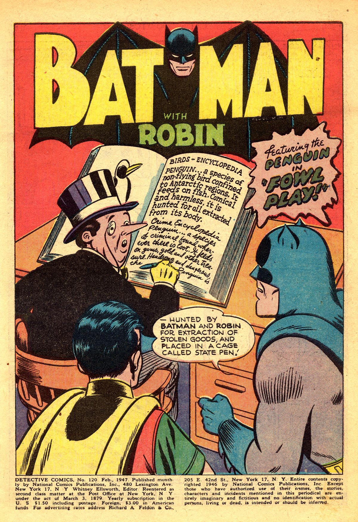 Detective Comics (1937) 120 Page 2