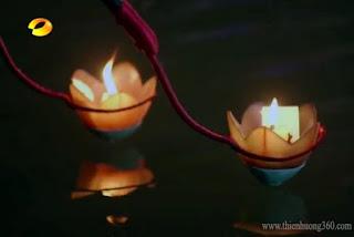 Ngọn đèn hoa sen cầu ước nguyện của Võ Tắc Thiên ngày đầu nhập cung