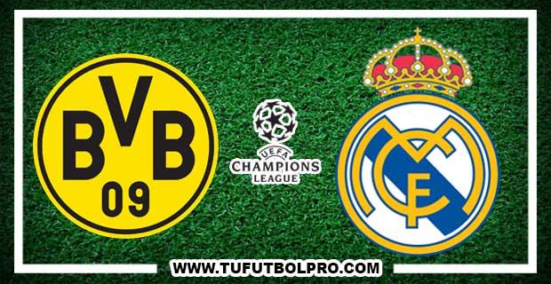 Ver Borussia Dortmund vs Real Madrid EN VIVO Por Internet Hoy 26 de Septiembre 2017