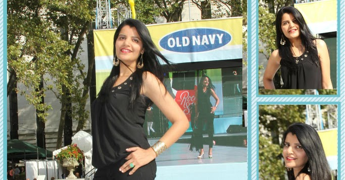 Style Delights Old Navy Stages Fashion Show For All With Fit For