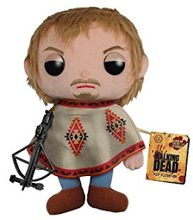 pelucia daryl dixon the walking dead