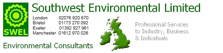 Southwest Environmental Limited Project Blog