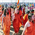 কুম্ভমেলায়  এসে ২৫০০ বিদেশীর হিন্দু ধর্ম গ্রহণ