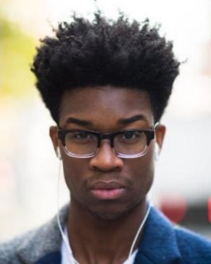 Cortes de cabello para hombres afro