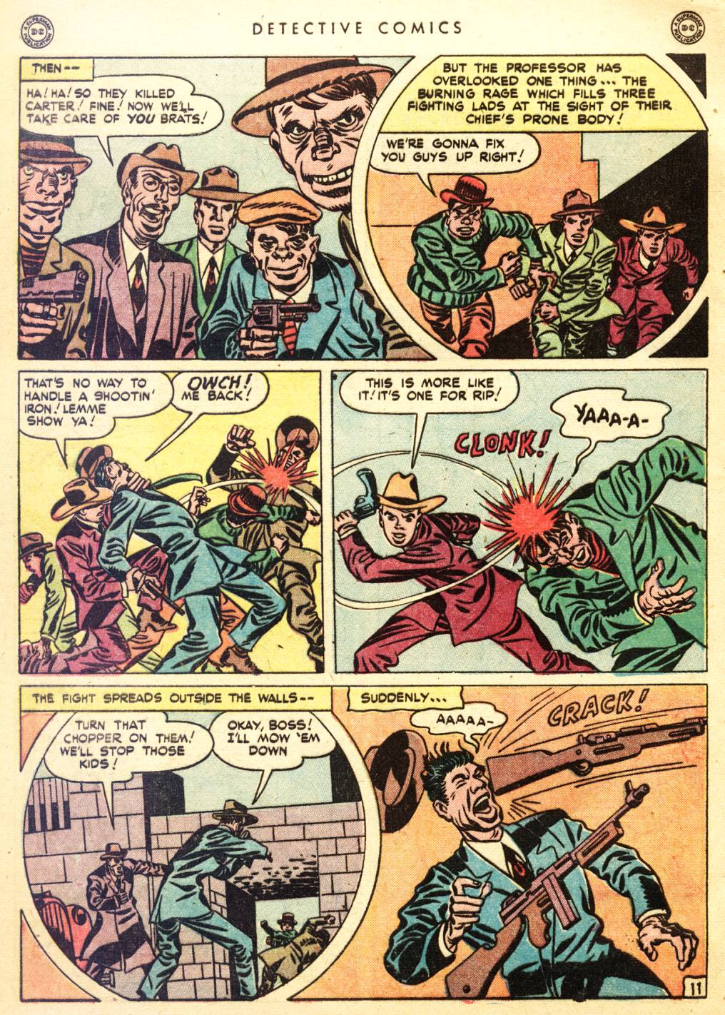 Read online Detective Comics (1937) comic -  Issue #128 - 48
