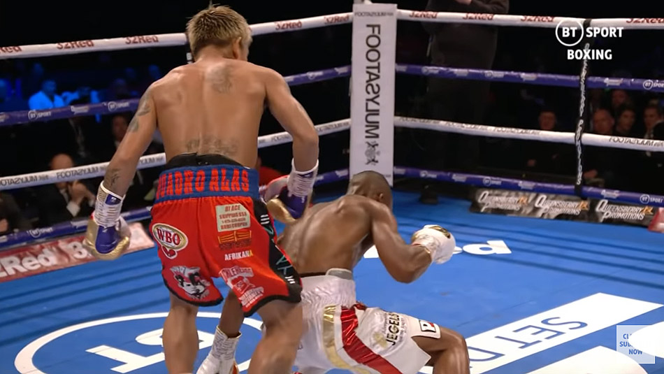 John Riel Casimero BRUTAL Knockout of Zolani Tete (VIDEO) WBO Bantamweight Title