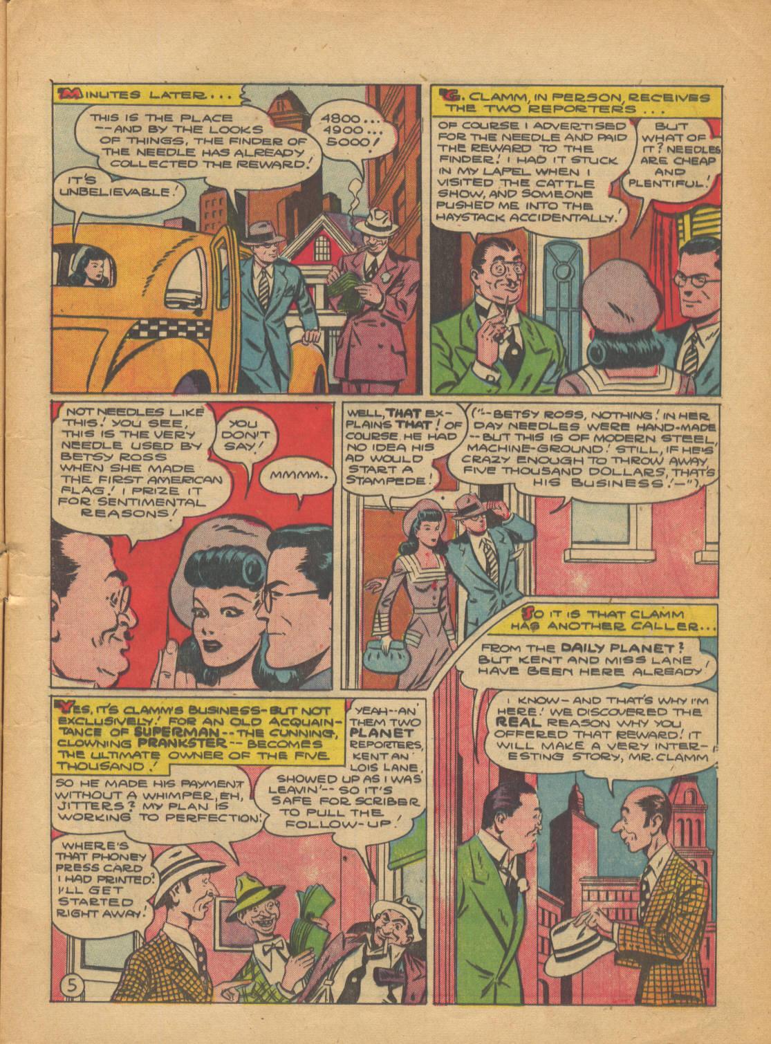 Action Comics (1938) 69 Page 5