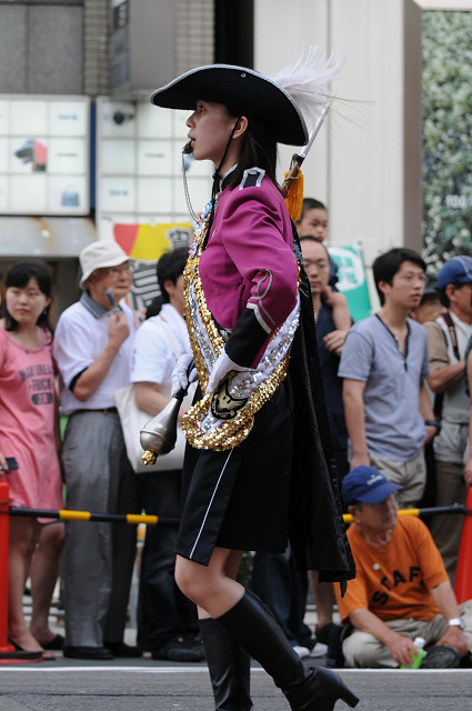 Ueno Summer Festival Parade, Taito, Tokyo