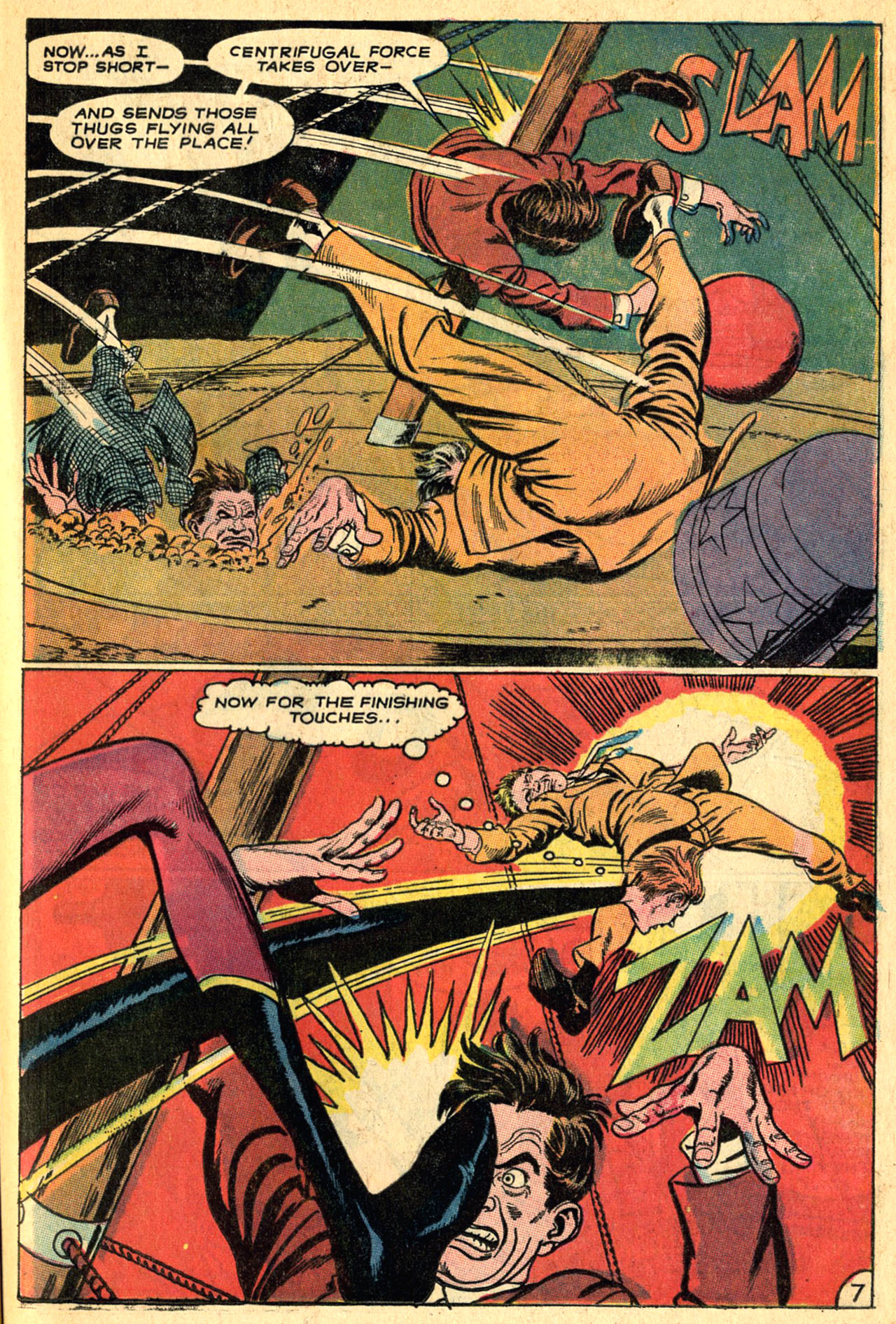 Detective Comics (1937) 372 Page 24