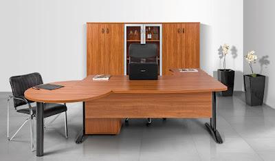 félköríves tárgyalóasztal, tárgyalószék, irodabútor