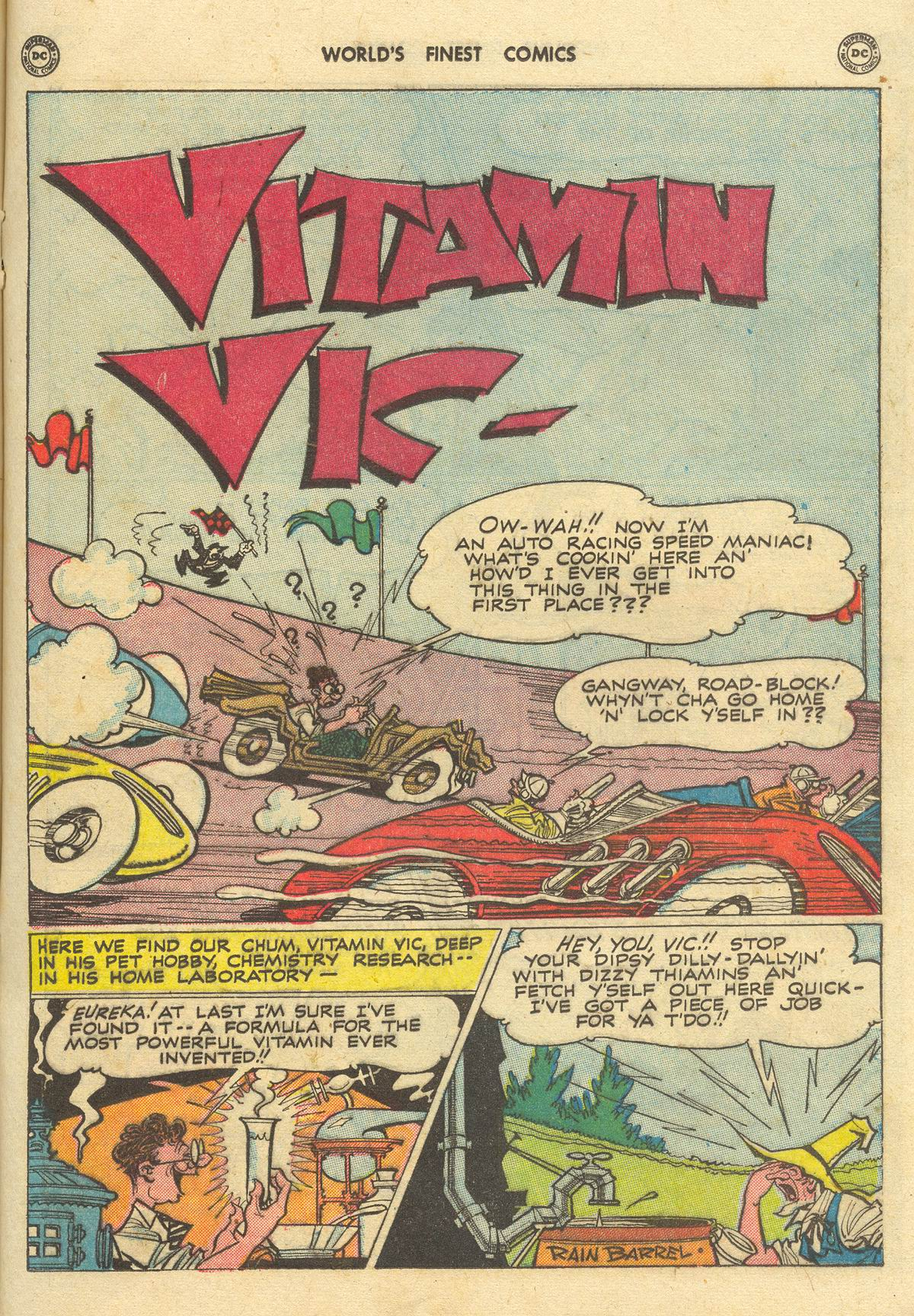 Read online World's Finest Comics comic -  Issue #51 - 37