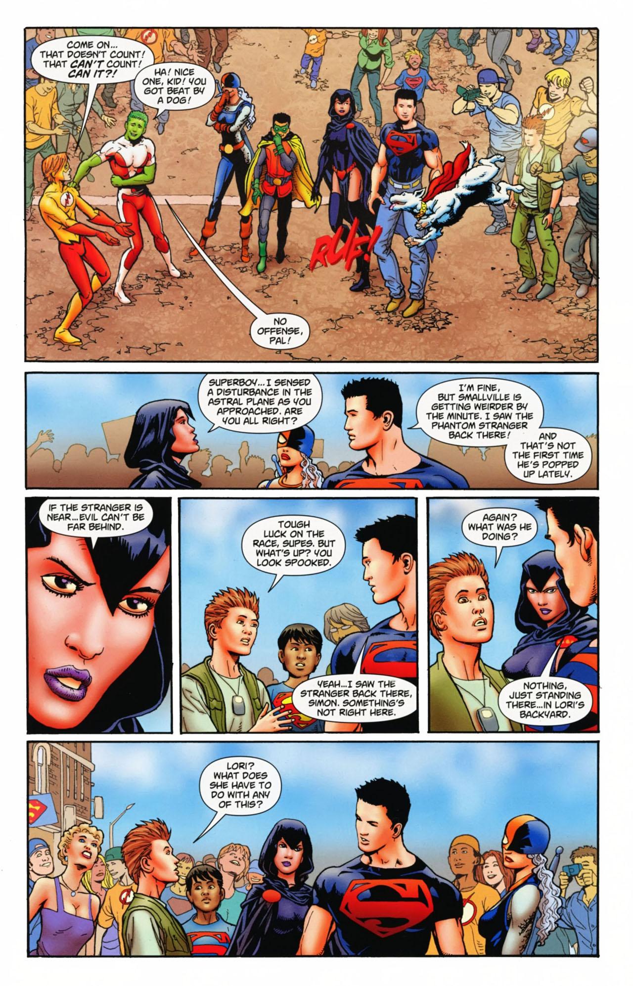 Superboy [I] Issue #5 #5 - English 24