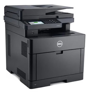 Dell Multifunction H825cdw Printer