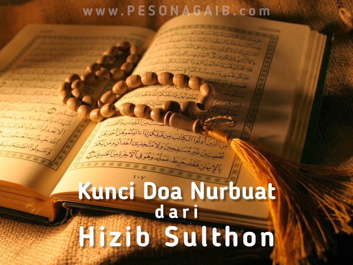 Kunci Doa Nurbuat Dari Hizib Sulthon Pesona Gaib