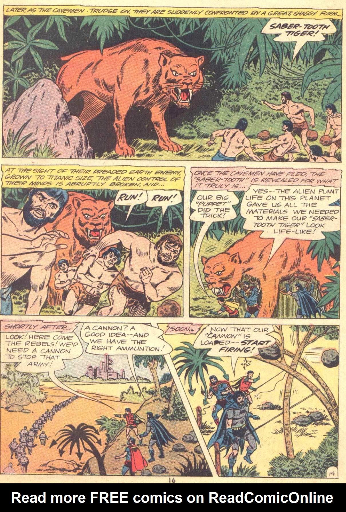 Read online World's Finest Comics comic -  Issue #206 - 16
