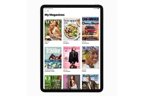 Apple debuts Apple News+ subscription service with over 300 magazines