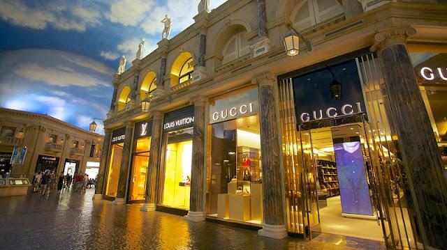 Economizando nas compras em Vegas