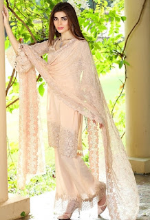 Gulmohar Luxury Chiffon 2016-17 Eid-ul-Adha Formal Collection