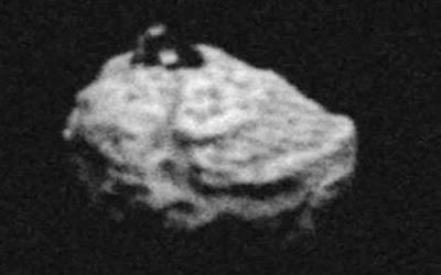 Asteroid Bennu Dikhawatirkan Tabrak Bumi