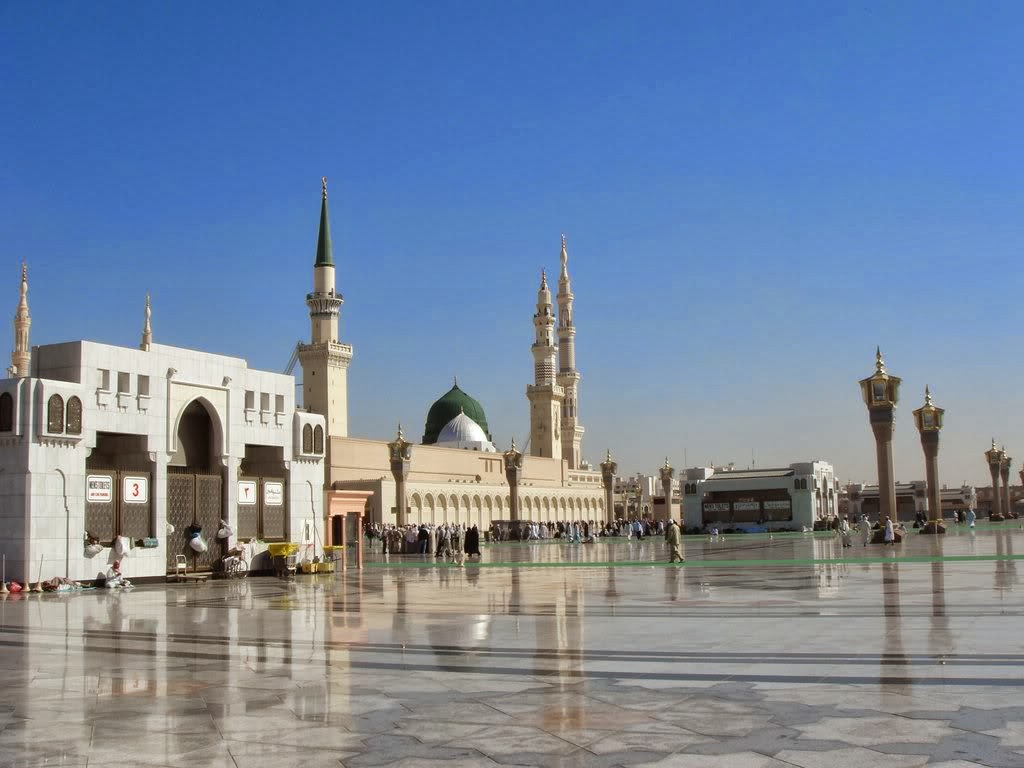 Pics of Masjid e Nabvi High Quality | Love Communication