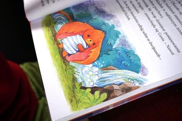 Nudzimisie ostatnie spotkanie, świetna ksiażka dla dzieci