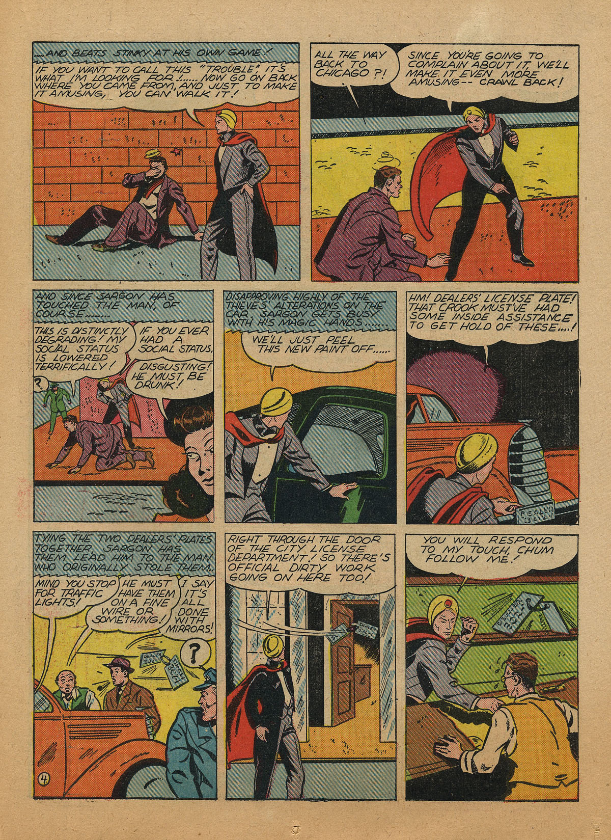 Read online All-American Comics (1939) comic -  Issue #31 - 43