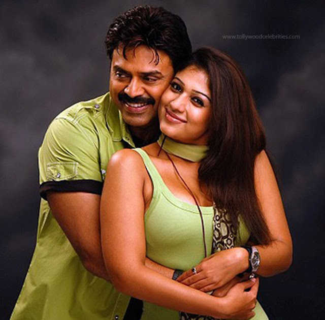 Nayanthara Next Movie With Venkatesh