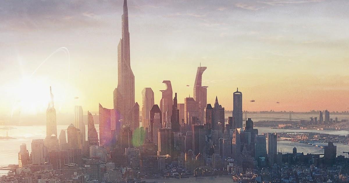 The near future city