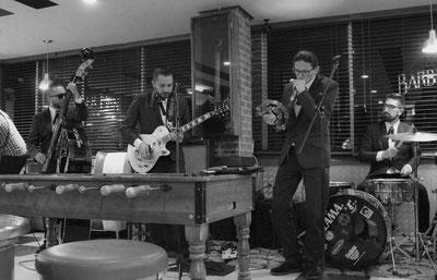 Voodoo Boys en Concierto (Blues)