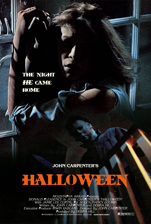 Halloween Poster Art.Bloody Pit Of Rod Halloween 1978 Poster Art