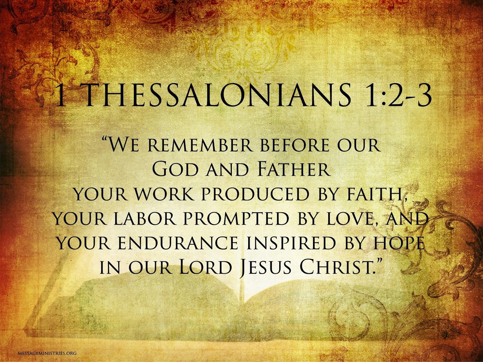 Love By Faith