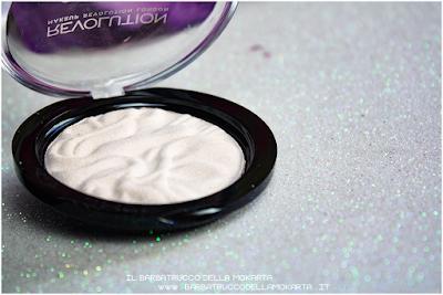 recensione strobe highlighter illuminante makeup revolution