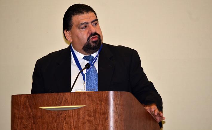 Eduardo Solís, presidente ejecutivo de la AMIA. (Foto: VI)