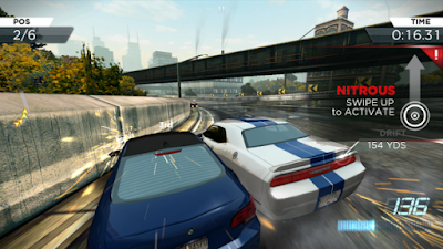 Need for Speed Most Wanted v1.3.71 Apk Mod + Data