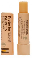 Isdin balsamo labial protector INCI ingredientes review