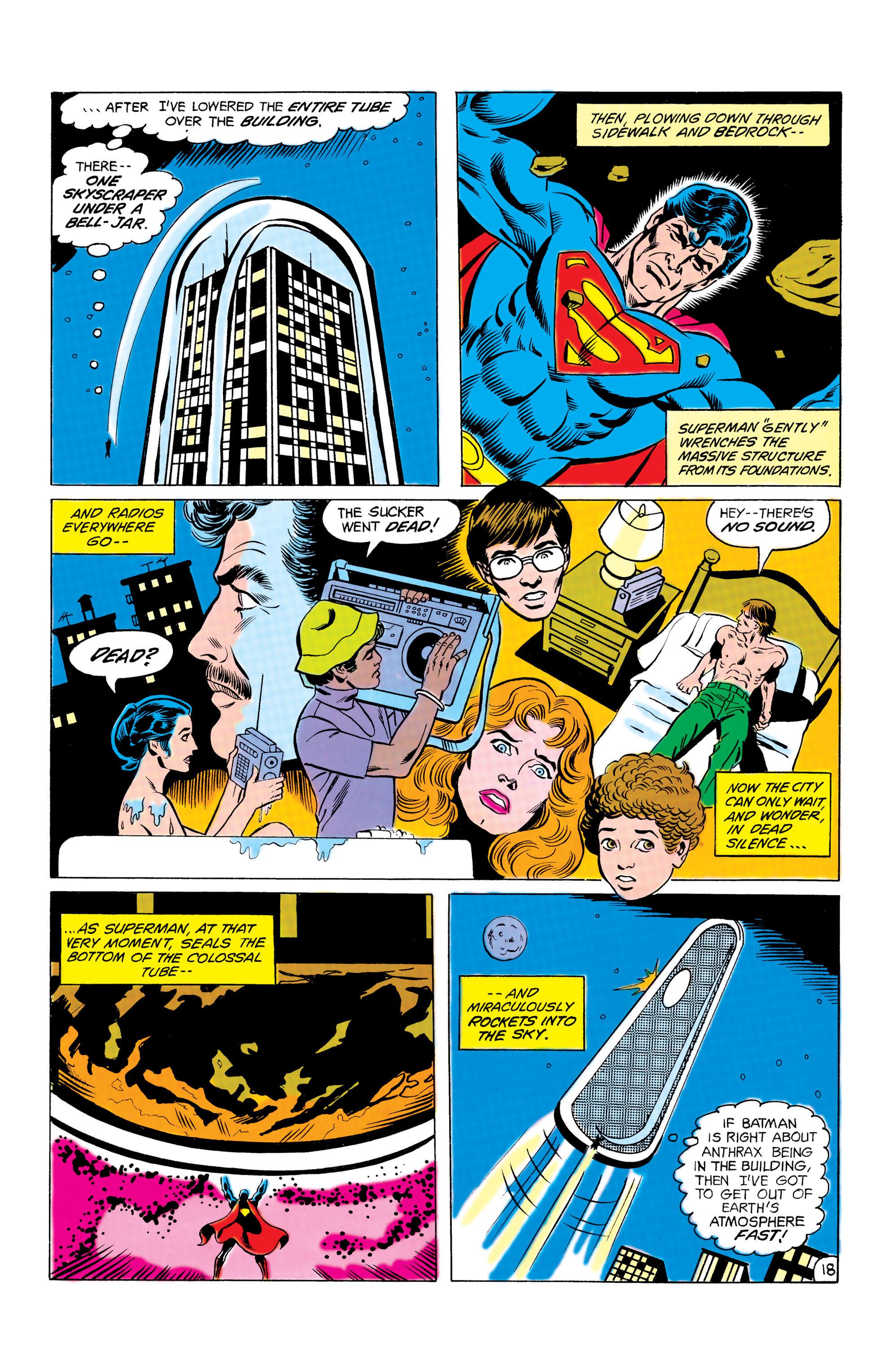 Read online World's Finest Comics comic -  Issue #292 - 19