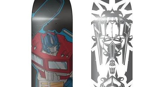 781b23d8e4a The Blot Says...  Transformers   G.I. Joe Skateboard Decks by The ...
