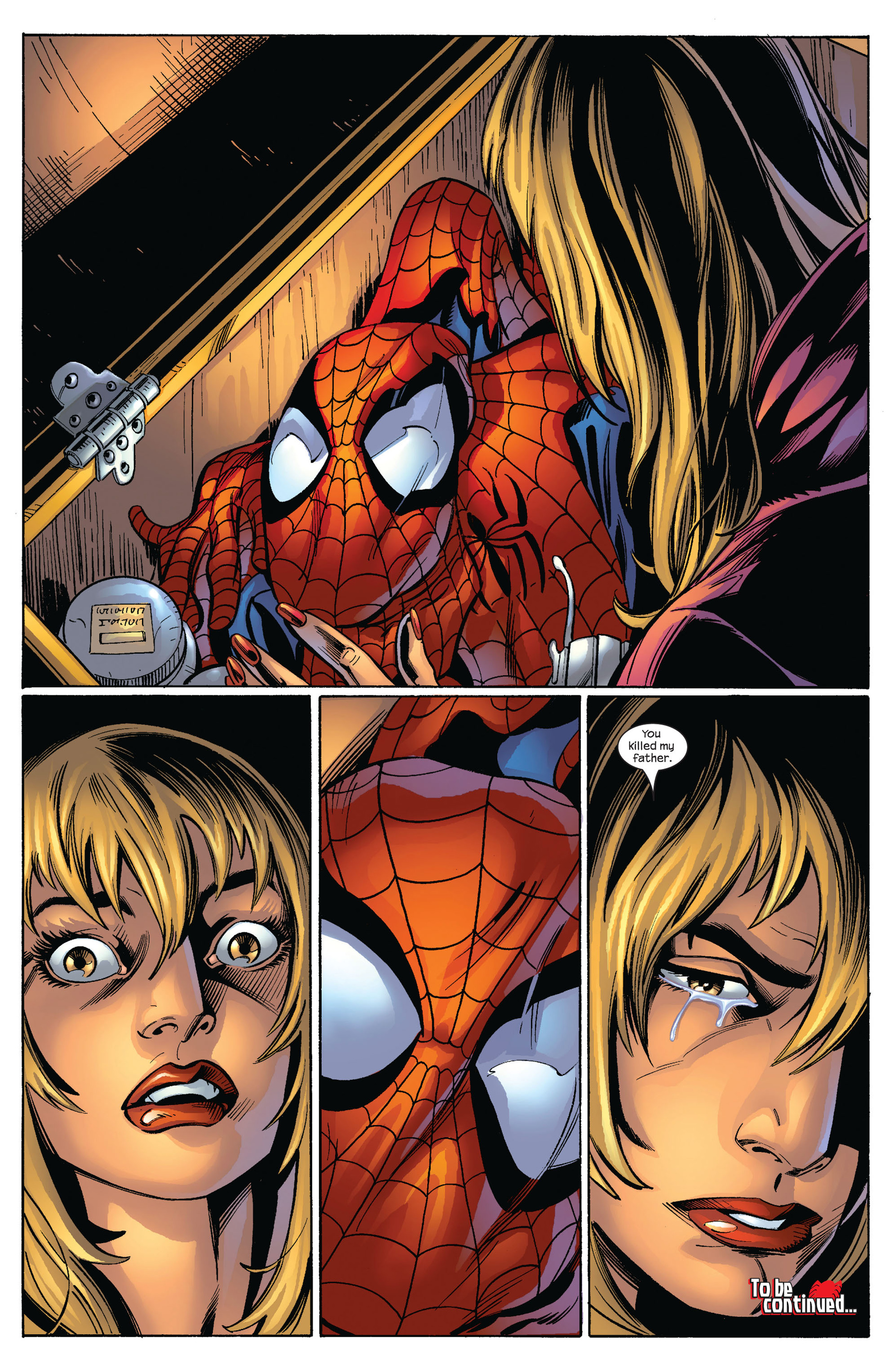 Read online Ultimate Spider-Man (2000) comic -  Issue #57 - 20