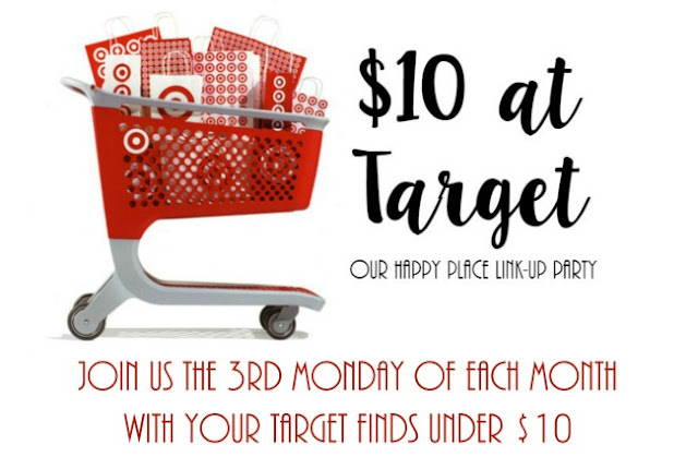 $10 @ Target: Each month I take the challenge to spend just $10 at Target.  See what I got and join the challenge!