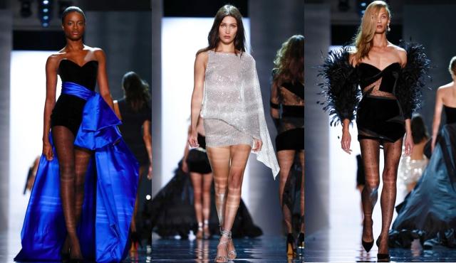 Alexandre Vauthier Spring/Summer 2017 Haute Couture