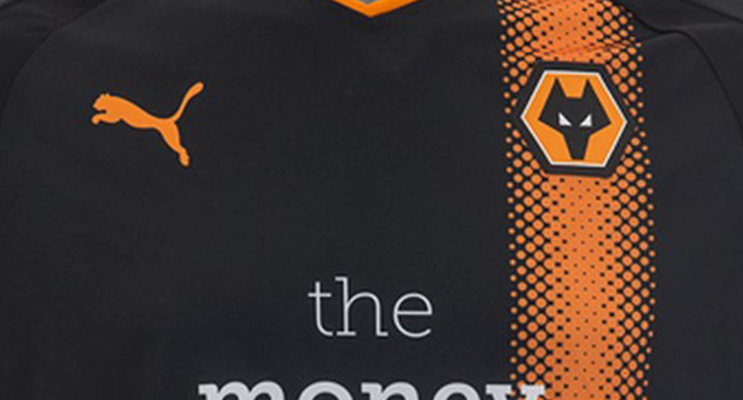 42458a0b0 Wolverhampton Wanderers  record signing Ruben Neves today presented the  club s new away kit for the 2017-2018 season after the home kit was already  released ...
