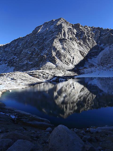 Meysan Lake Reflections