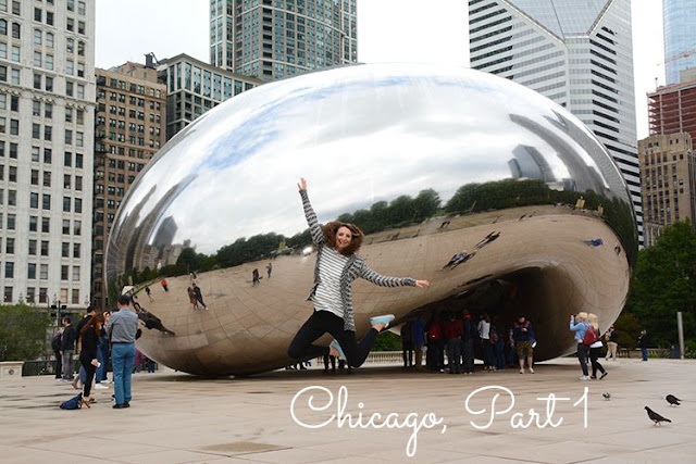Travel: Chicago; The Bean | My Darling Days